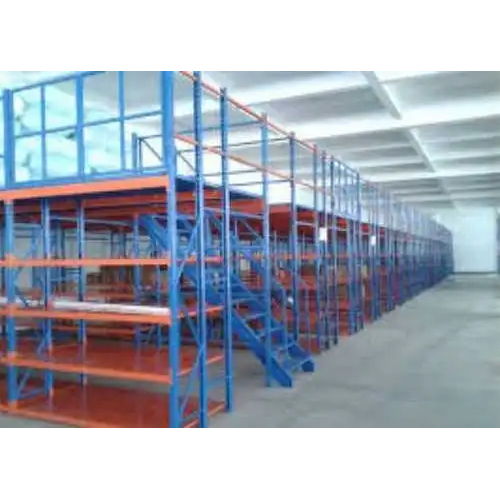 Warehouse Bulk Storage System