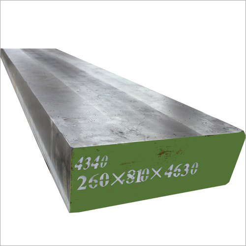 SAE AISI 4340 Alloy Steel Flat Bar