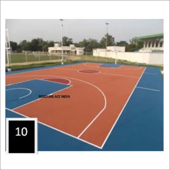 PU Basketball Court