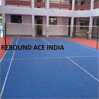 Badminton Modular Tiles Flooring