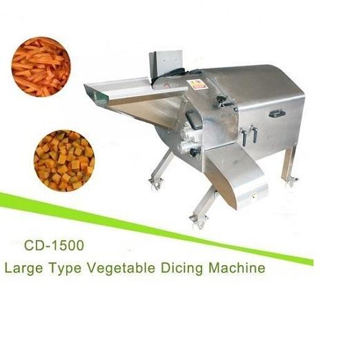 Vegetable fruit dicing Machine