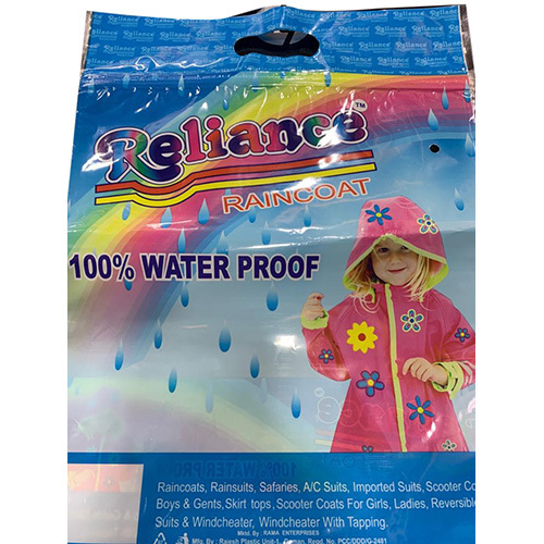 Water Proof Rain Coat