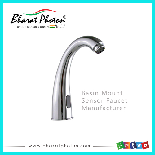 Basin mounted sensor Faucet (BP-F062)