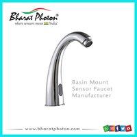 Basin Mounted Sensor Faucet (Bp-f062)