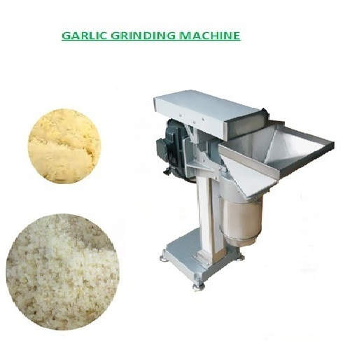 Garlic Grinding Machine Large type