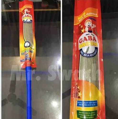 Gaba plastic broom