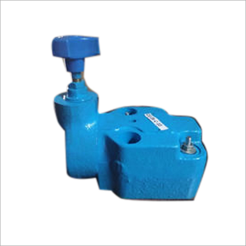 Hydraulic Balanced Piston Relief Valve