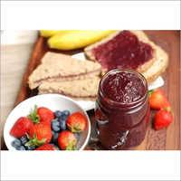 Delicious Fruit Jam