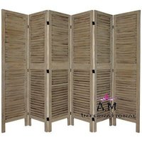 straight line Wooden Partition