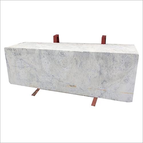 White Marble Block
