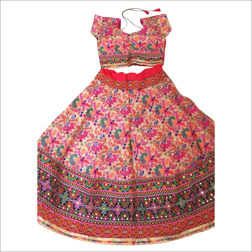 Ladies Party Wear Cotton Chaniya Choli