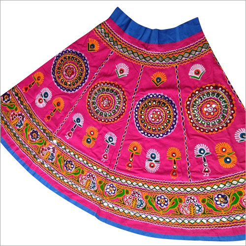 Ladies Embroidered Ghagra