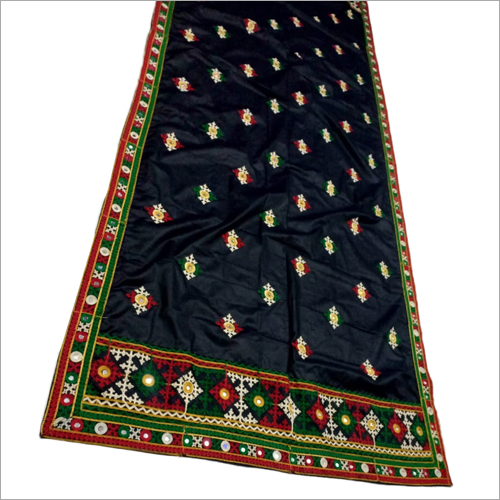 Traditional Kutchi Work Dupatta