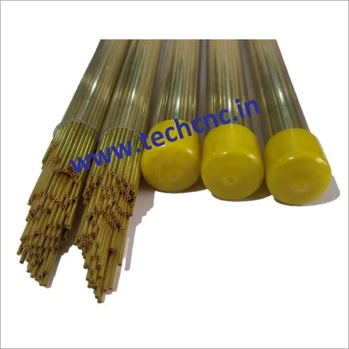 Brass Electrode Tube for Edm Drill Machine