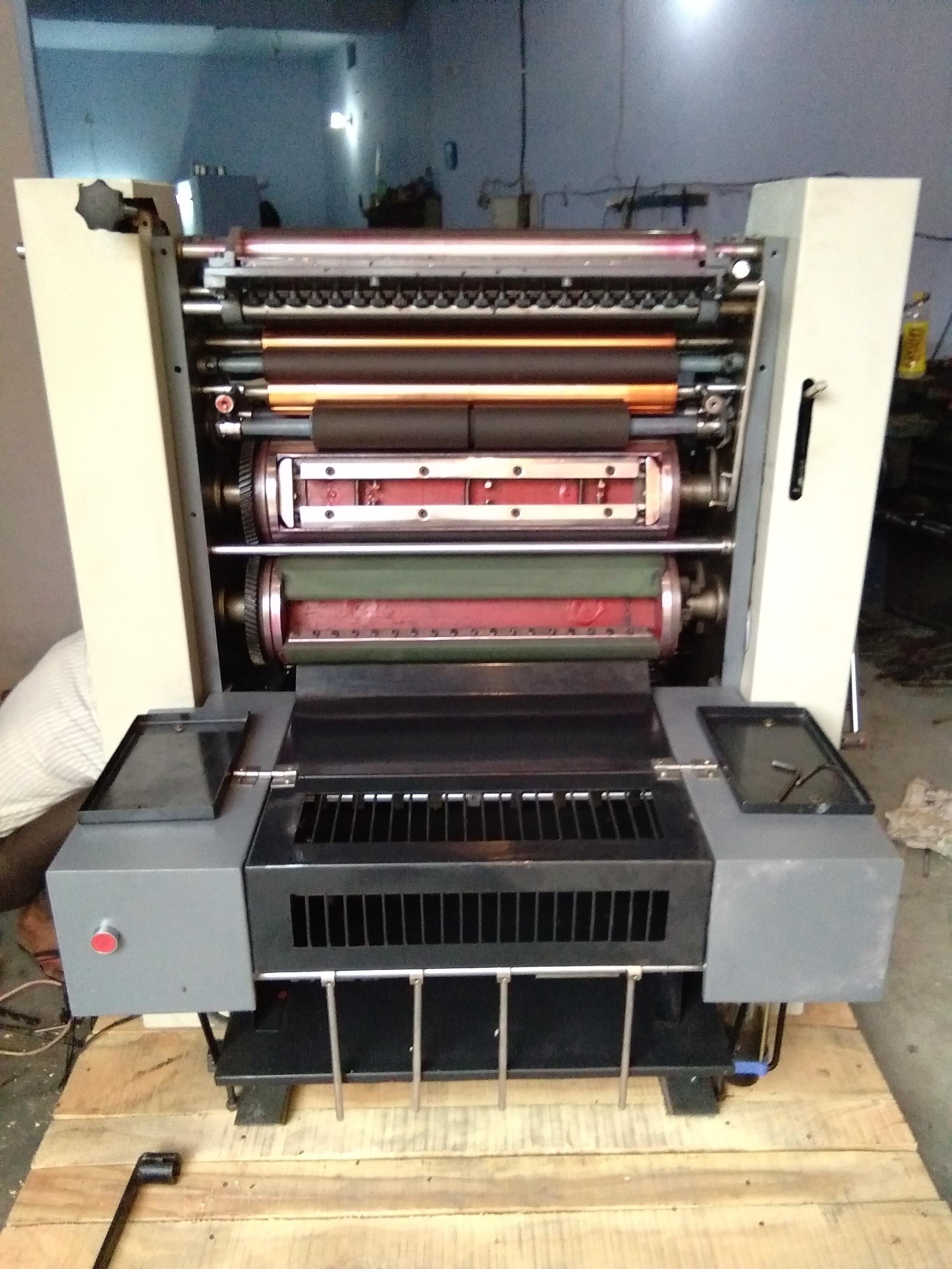 SUPER SOLNA  MODAL PRINTING MACHINE