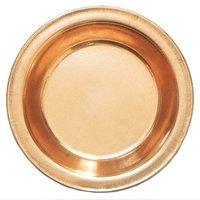 Copper Pooja Plate