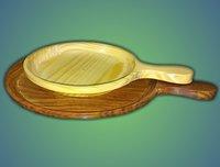 wooden sizler tray