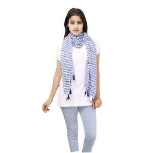 Digital Printed Cotton Scarves