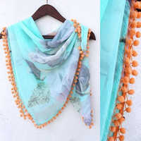 Ladies Designer Scarves