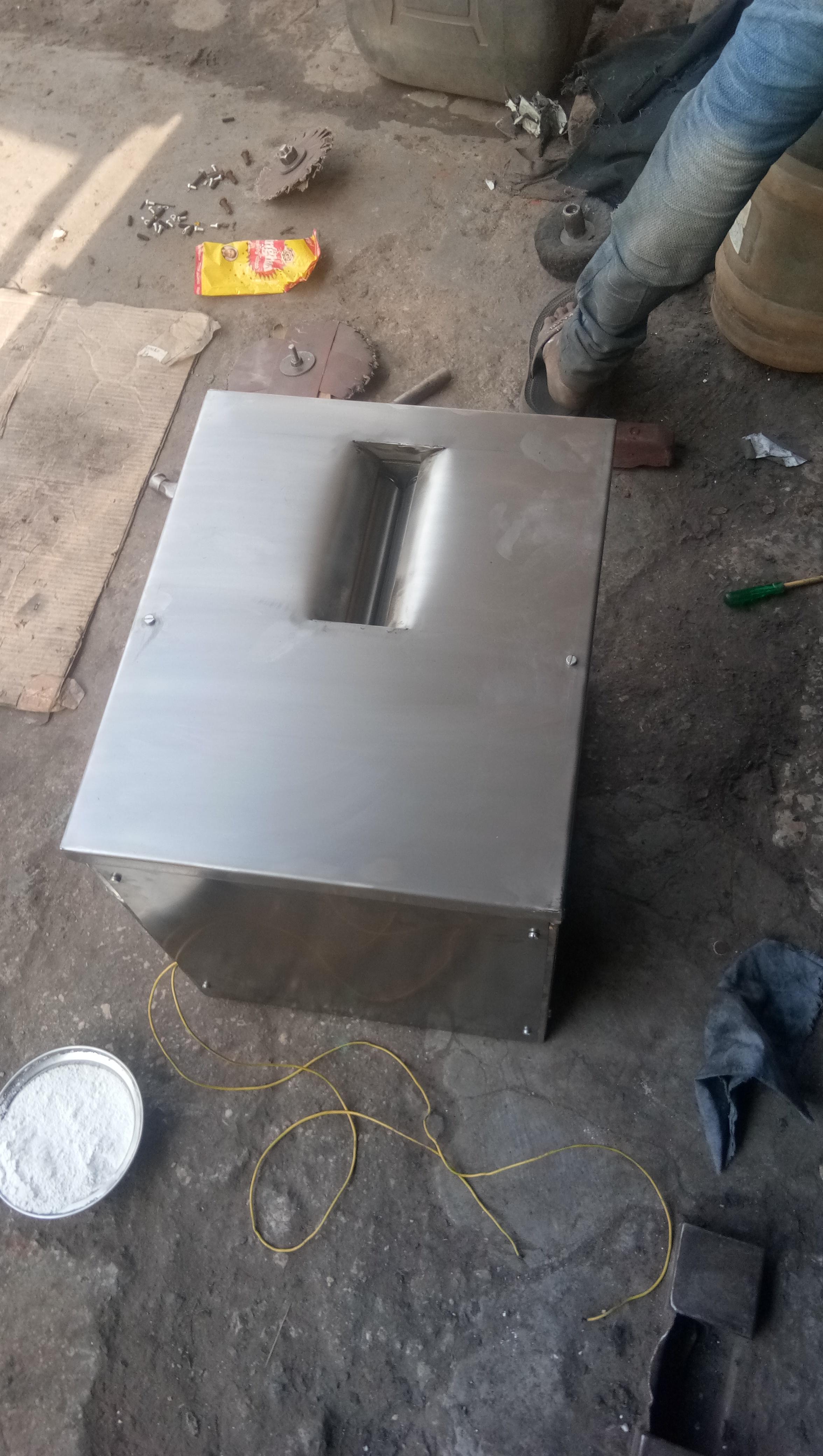 Fafada Making Machine