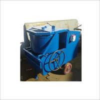 Laboratory Concrete Pan Mixer