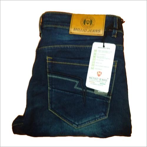 Mens Designer Blue Jeans