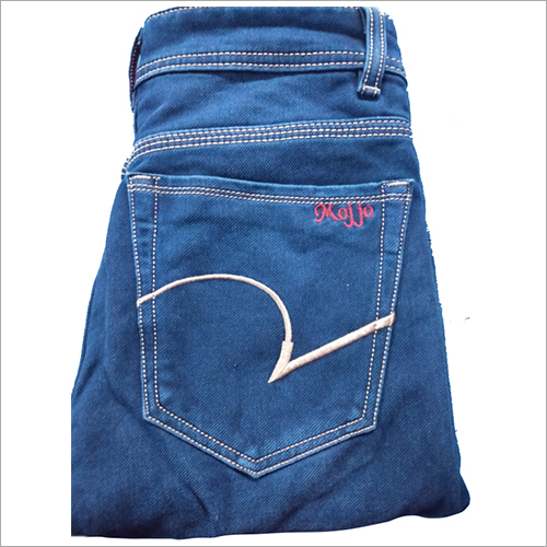 Kids Blue Denim Jeans