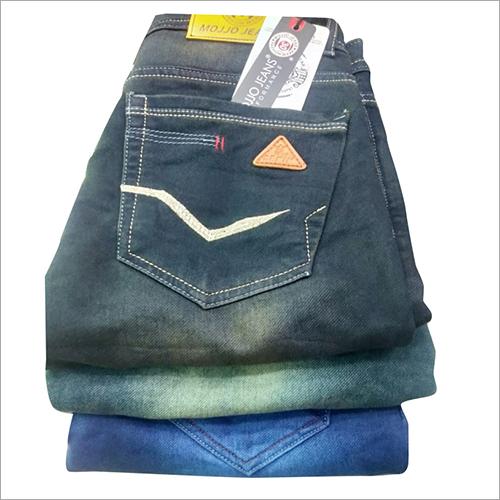 Monkey Wash Denim Jeans