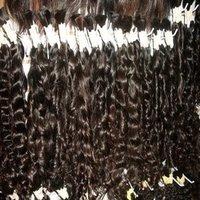 HUMAN HAIR WIG SPRING WAVY