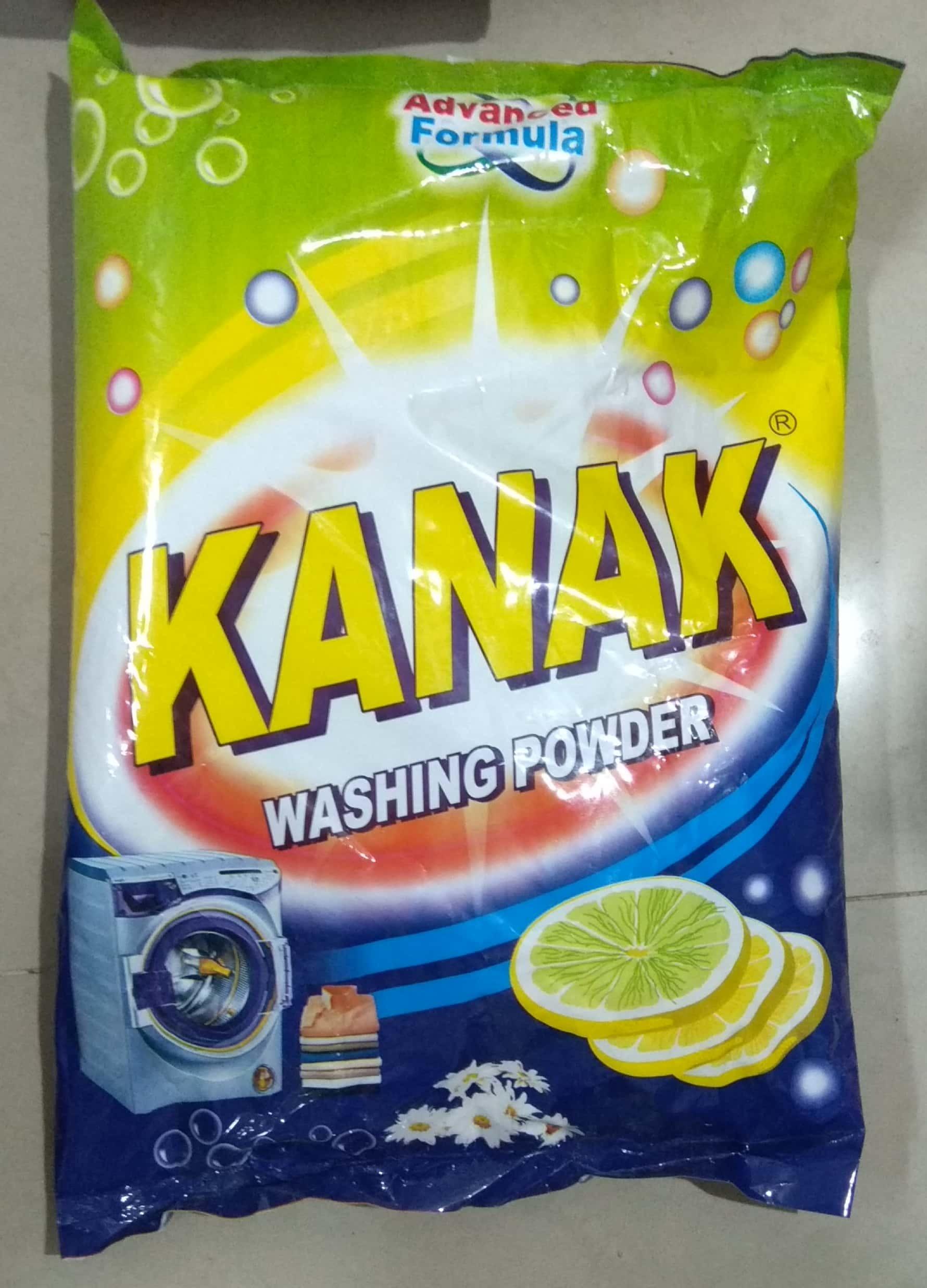 Kanak Detergent Powder