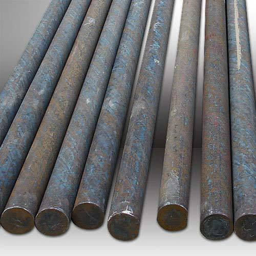 Steel Black Round Bars