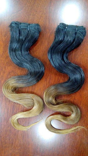 INDIAN HAIR DOUBLE COLOUR