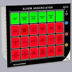 24 Window Alarm Annunciator