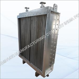 Hot Oil Air Heaters
