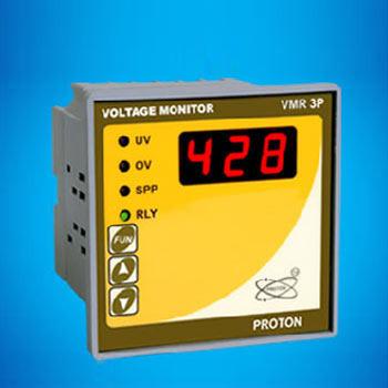 Industrial Voltage Monitoring Relay