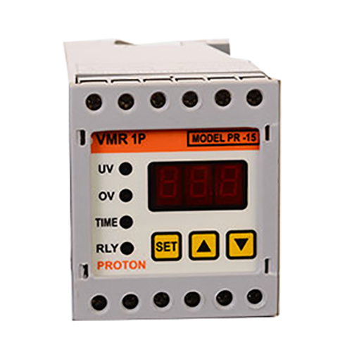 VMR 1P Voltage Monitoring Relay Single Phase