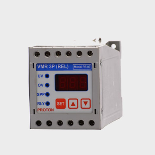 PR 07 Voltage Monitoring Relay