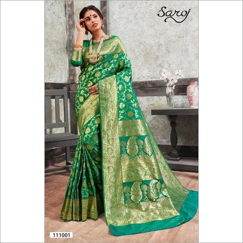 Designer Silk Traditional saree