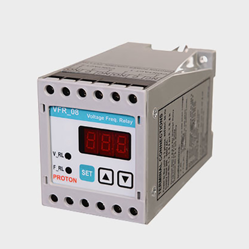 VFR-3P Voltage Frequency Monitoring Relay