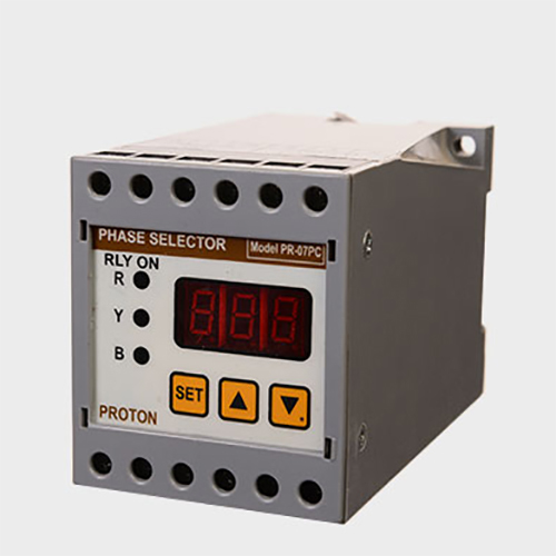 PR-07PC Phase Selector Relay