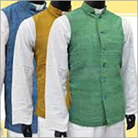 Mens Khadi Nehru Jacket