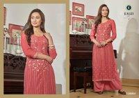 Muslin Lakhanavi Style Kurti