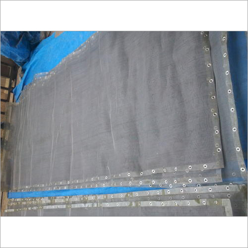 Wire Mesh With Eyelets for Petroleum Industry