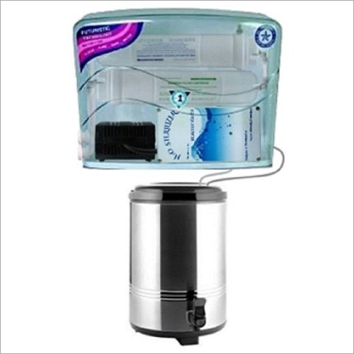 Micro Potable Water Purifier With H2O Sterilizer