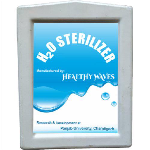 H2O Sterilizer