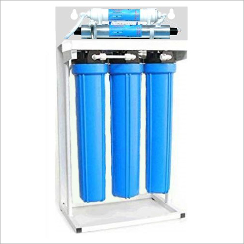 Small UV UF Potable Water Purifier