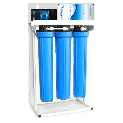 Small Potable Water Purifier with H2O Sterilizer