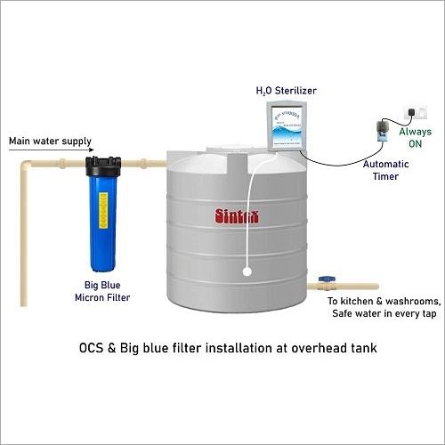 H2O Sterilizer Module