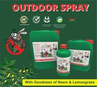 Herbal Out Door Mosquito Spray / Insect Spray