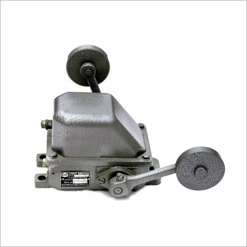 Double Roller Lever Operated Heavy Duty Limit Switch